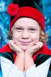 Elf girl Stock Photography