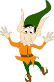 Elf. Halloween Royalty Free Stock Photography