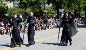 Elf Kings on Parade