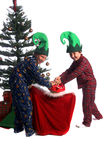 Elf Mischief Royalty Free Stock Photo