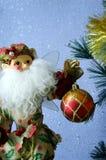 elf s santa στοκ φωτογραφία