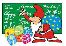 Elf - Santa Claus Stock Photos