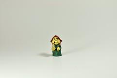 Elfen und Gnomen Lizenzfreies Stockfoto