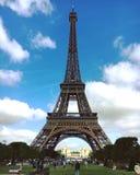 Elfevabashnya Париж Стоковая Фотография