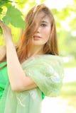 Elfin beauty Royalty Free Stock Image