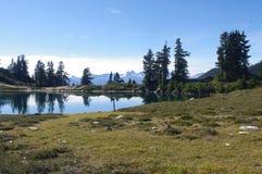 Elfin jeziora zdjęcia stock