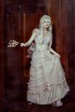 Elfo favoloso della ragazza. Fotografia Stock Libera da Diritti