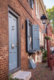 Elfreths Alley Philadelphia Stock Images