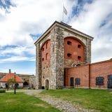 Elfsborg堡垒 库存照片