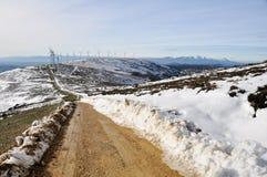Elgea range (Basque Country) Royalty Free Stock Image