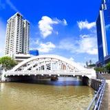 Elgin Bridge. Arkivfoto