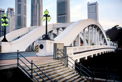 Elgin Bridge, Singapore Royalty Free Stock Image