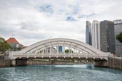 Elgin bridge in Singapore Stock Image