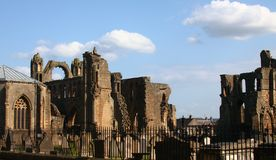Elgin Cathedral Royalty Free Stock Images