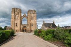 Elgin Cathedral lizenzfreie stockbilder