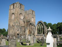Elgin Cathedral Foto de Stock