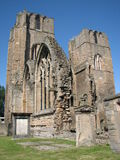 Elgin Cathedral Fotos de Stock