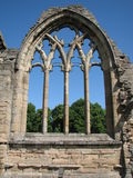 Elgin Cathedral Fotografia de Stock