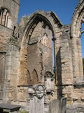 Elgin Cathedral Lizenzfreies Stockbild