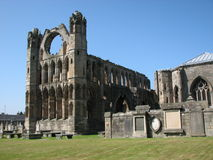 Elgin Cathedral Fotografia de Stock Royalty Free