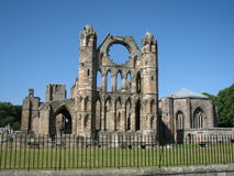 Elgin Cathedral stock foto's