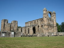 Elgin Cathedral Stockbild