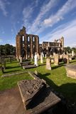 Elgin Cathedral Church Stock Image