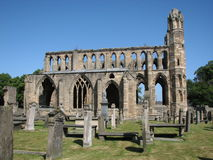 Elgin Cathedral Royalty Free Stock Photos