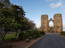 Elgin Cathedral royalty free stock photo