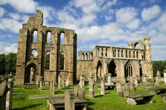Elgin Cathedral, Scotland royalty free stock images
