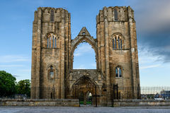 Elgin Cathedrals ruins, Scotland Stock Image