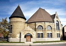 Elgin Church Royalty Free Stock Photography