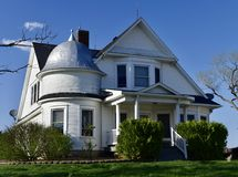 Elgin K Bruce House fotografia de stock