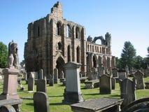 Elgin katedra Obrazy Stock