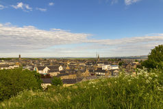 Elgin from Ladyhill Stock Photo