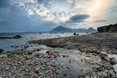 Elgol auf der Insel von SKye Stockfoto