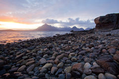 Elgol Coast Scotland Royalty Free Stock Photos