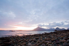 Elgol Isle of Skye Highland Scotland Stock Photography