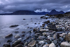 Elgol Royalty Free Stock Photography
