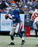 Eli укомплектовывая личным составом New York Giants Стоковая Фотография