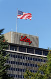 Eli Lilly and Company World Headquarters Building Royalty Free Stock Images