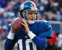 Eli Manning images libres de droits