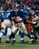 Eli Manning New York Giants Foto de archivo