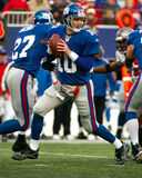 Eli Manning New York Giants Fotos de archivo
