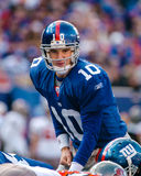 Eli Manning New York Giants Stockfotografie