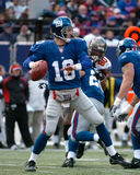 Eli Manning New York Giants Royalty Free Stock Image