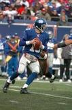 Eli Manning stock image