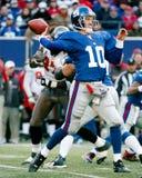 Eli Manning stock photo