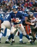 Eli Manning royalty free stock photo