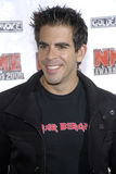Eli Roth appearing on the red carpet. Royalty Free Stock Photo